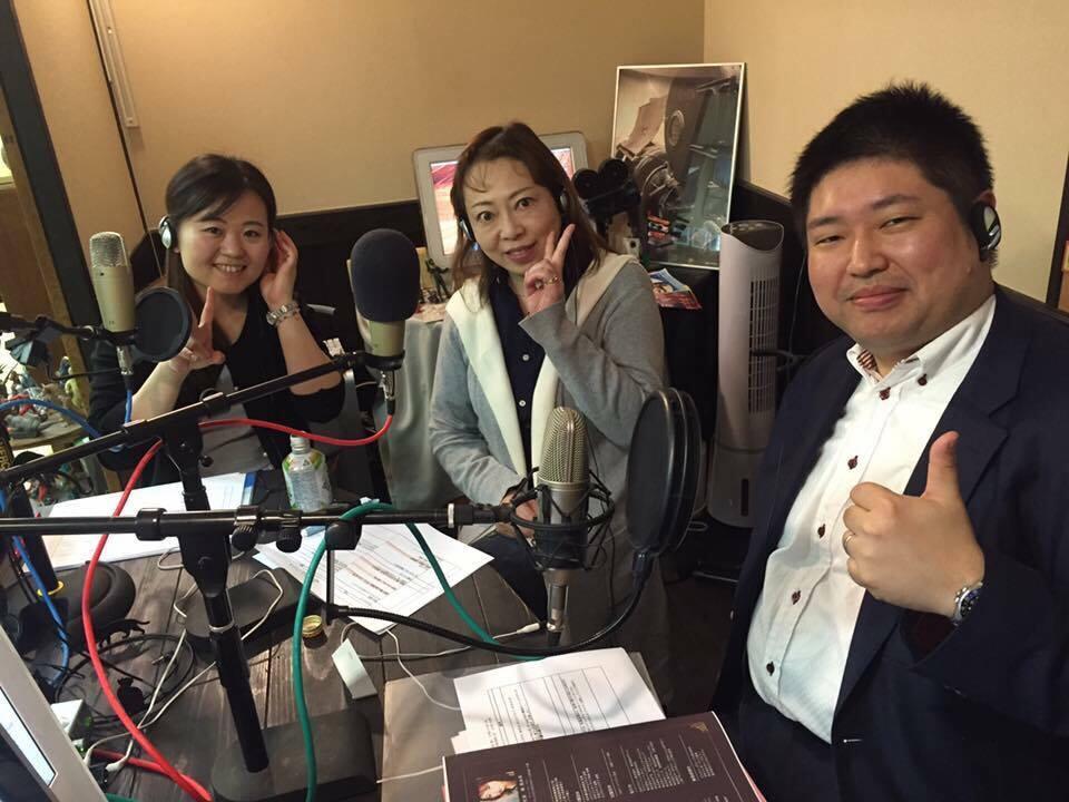 fmGIG ドッグワンチャンネル パーソナリティー 岡真由美さん